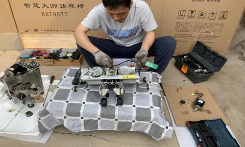 上海稻田按摩椅维修服务电话