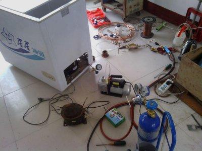 河东区志高冰箱维修电话--凯干维修服务中心