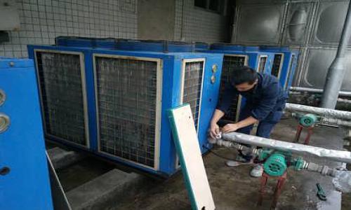 杭州美的空气能维修服务电话