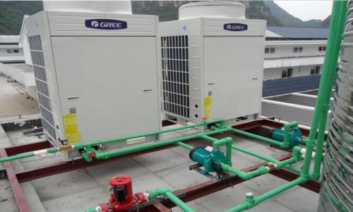 江汉区格力空气能维修电话--万合晶服务部