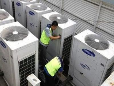 志高空调安装