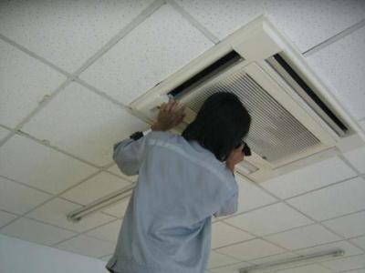 黄浦区空调维修服务部