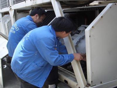 历下区麦克维尔空调维修服务电话--白帆服务网点