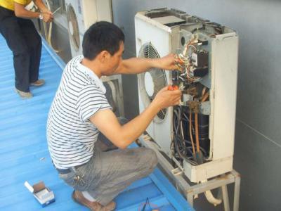 上海哪儿有海尔空调只吹风不制冷维修