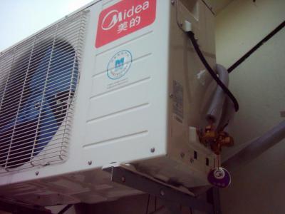 奉贤区美的空调家电设备维修部