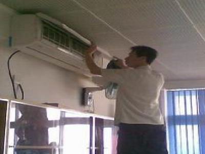 滨江区空调维修服务部