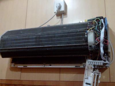 嘉定区中央空调维修服务部
