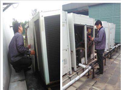 武汉大金空调维修服务电话--理京服务部