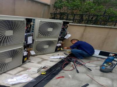 浑南区特灵空调维修电话--霸耀维修服务中心