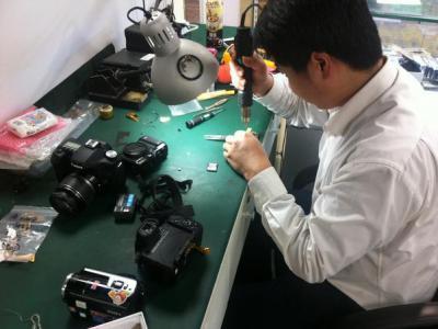 上海裕美相机服务中心