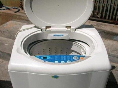 涡轮洗衣机保养