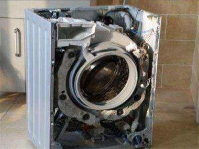 鞍山海尔洗衣机维修电话--盛世服务点