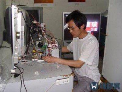 汉南区夏普液晶电视维修电话